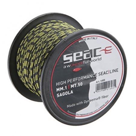 Seac Sub Dynema İp (50mt / 1mm)