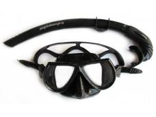 Amphibian Pro Comfort Maske Şnorkel Seti