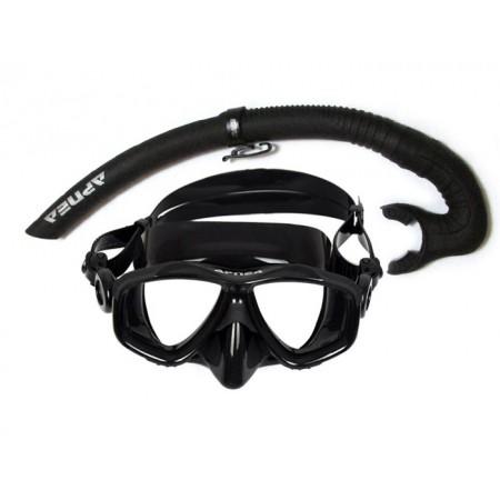 Apnea Dentex Maske Şnorkel Seti