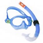 Aqua Lung Reef DX Çocuk Maske Şnorkel Seti / Mavi
