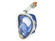 Sealife Tam Yüz (Full Face) Maske Şnorkel Seti / Mavi