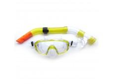 Sealife Maske Şnorkel Seti  / Sarı