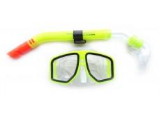 Sealife Maske Şnorkel Seti  / Neon - Sarı