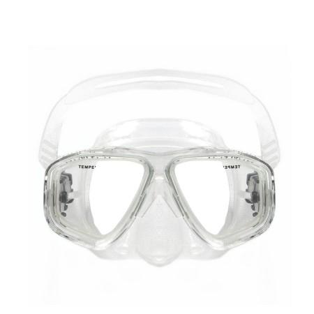 Amphibian Pro Hunter Maske (Şeffaf)