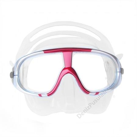 Amphibian Pro Mystic Maske / Şefaf (Buğ Yapmaz)