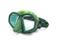 Apnea Apex Kamuflajlı Maske / Yeşil