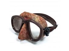 Apnea X-Low Kamuflajlı Maske / Kahve