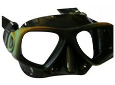 Apnea Diver Maske (Kamuflajlı)