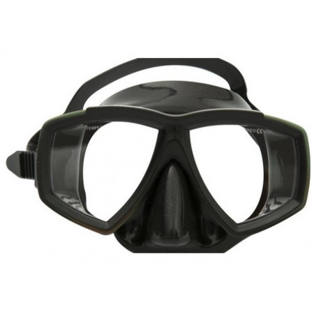 Apnea Seagull Maske Siyah