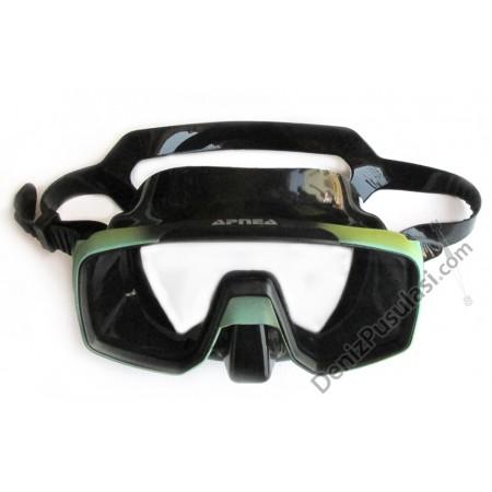 Apnea Ultra Silikon Maske (Kamuflajlı)