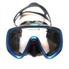 Aruba Big Boss (Geniş) Dalış Maskesi / Mavi