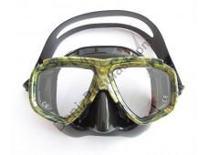 Diverman Wood Camo Maske