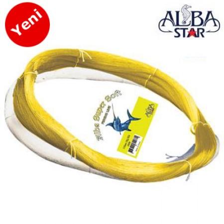 Albastar Super Soft Beyaz Çile Misina 1000m 1.00mm