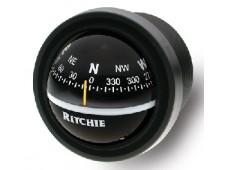 Ritchie Explorer V-57 Gömme Pusula / Siyah