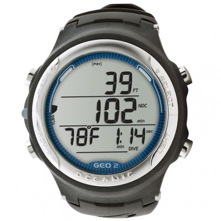 Oceanic GEO 2 Serbest Dalış Saati / Bilgisayarı