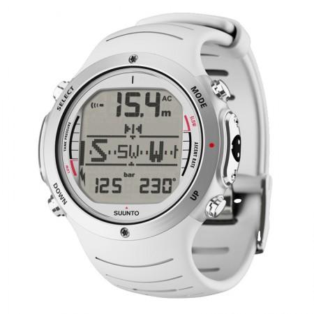 Suunto D6İ White Dalış Saati + USB Kablo