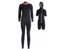 Aqualung Dive 5mm Wetsuit Elbise (Bayan)
