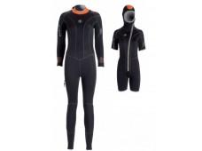 Aqualung Dive 5mm Wetsuit Elbise (Bayan)