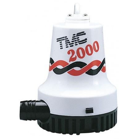 TMC Sintine Pompası T 20 Serisi / 2000GPH / 12V