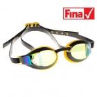 Madwave X-Look Rainbow Aynalı Gözlük / Sarı-Siyah