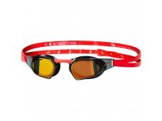 Speedo Fastskin Prime Mirror Gözlük / Kırmızı-Siyah