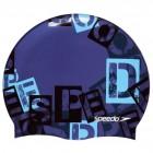 Speedo Slogan Print Bone / Speed