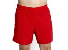 """Speedo Solid Leisure 16"""" Erkek Deniz Şortu / Kırmızı"""
