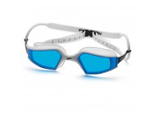 Speedo Aquapulse Max Yüzücü Gözlüğü Mavi/Beyaz