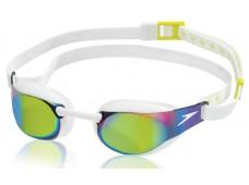 Speedo FastSkin3 Elite Mirrored Gözlük / Beyaz