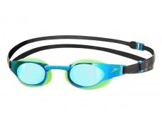 Speedo FastSkin3 Elite Mirrored Gözlük Yeşil / Mavi
