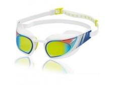 Speedo FastSkin3 Super Elite Mirrored Gözlük / Beyaz-Altın