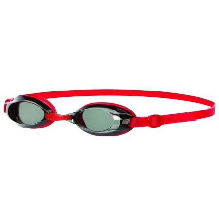 Speedo Jet Junior Gözlük / Kırmızı-Füme
