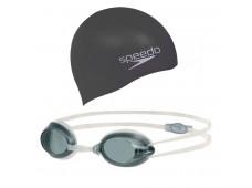 Speedo Jet Junior Swim Set Gözlük / Siyah
