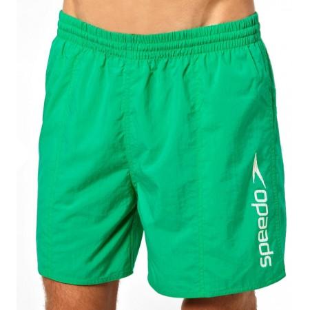 """Speedo Scope 16"""" Erkek Deniz Şortu / Yeşil"""