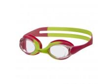 Speedo Junior Skoogle Flexifit Yüzücü Gözlüğü / Yeşil-Kırmızı