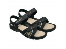 Ceyo 9829 Erkek Sandalet / Siyah-Sarı