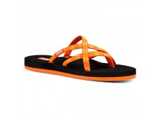 Teva Olowahu Bayan Sandalet / Hazel-Orange