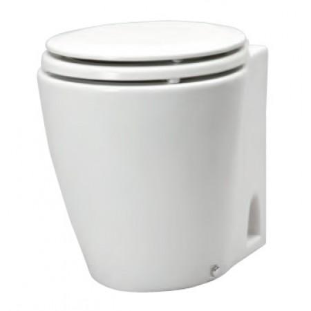 Matromarine Laguna Elektrikli Tuvalet - Yuvarlak / 12V