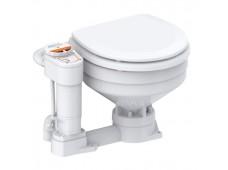 Seaflo Elektrikli Tuvalet Yandan Motorlu / Büyük Taş