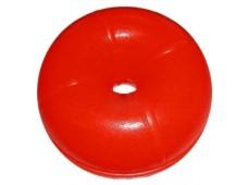 Plastik Mantar Şamandıra No:6 / 10cm / Kırmızı