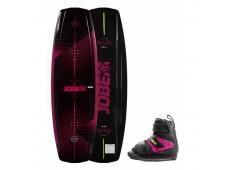 JOBE Wakeboard Vanity Pembe ve Host Ayakkabı