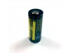 26650 Li-ion Şarj Edilebilir Pil (3,6 Volt )