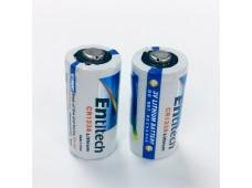 CR123A Pil (3Volt Lithium)