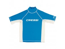 Cressi Rash Guard Man Blue T-Shirt