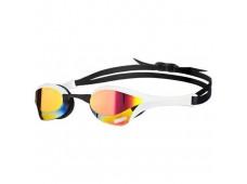 Arena Cobra Ultra Mirror Yüzücü Gözlüğü - 1E03211 / Beyaz-Siyah