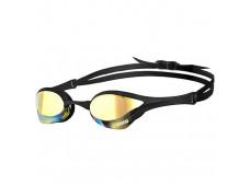 Arena Cobra Ultra Mirror Yüzücü Gözlüğü - 1E03255 / Altın-Siyah