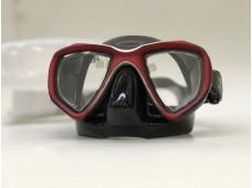 Proteus Antifog Siyah - Kırmızı Maske